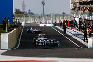 Formule E Actualités La FIA serre la vis sur les arrêts au stand