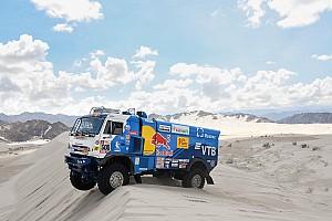 Dakar 2018: Nikolaev heeft zege binnen handbereik na uitvallen Villagra