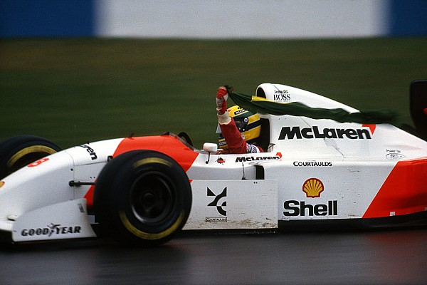 Vintage Noticias Ayrton Senna será celebrado en el  Donington Historic Festival