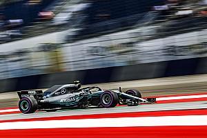Formule 1 Résumé de qualifications Qualifs - Bottas pour 0
