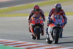 MotoGP Interview Marquez akui remehkan Dovizioso