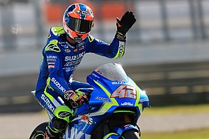 MotoGP Reactions Rins bangga wujudkan impian balapan MotoGP
