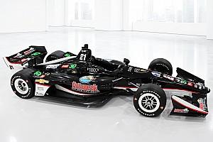 IndyCar Últimas notícias Ed Carpenter revela cores do carro de Pigot para St. Pete