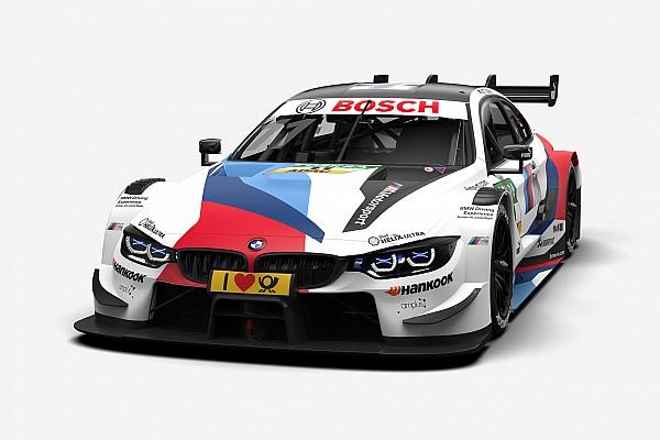 Галерея: BMW презентувала лівреї машин DTM на 2018 рік
