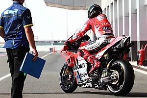 MotoGP Test Test Qatar, Giorno 2, Ore 15: solo Lorenzo in pista nelle prime 2 ore
