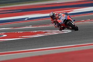 "MotoGP Breaking news Dovizioso says Austin bumps remain ""very, very bad"""