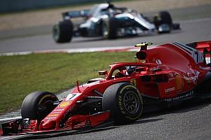 Розподіл сил у Ф1 може мінятися з кожною гонкою — Райкконен
