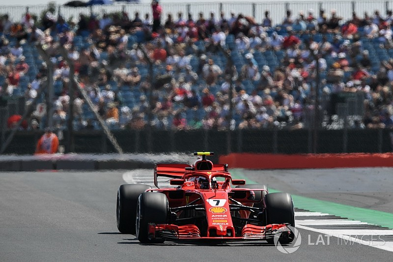Raikkonen says he deserved penalty for hitting Hamilton