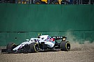 Formula 1 Williams reveals cause of aero stall woes
