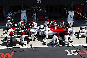 Formula 1 Analysis How a wonky pit box underlines F1's most ambitious comeback