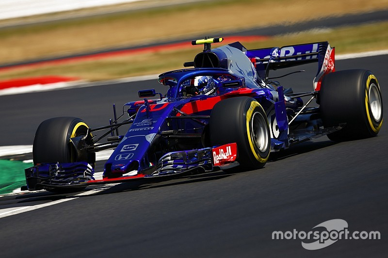 "Toro Rosso not happy with ""rollercoaster"" form"