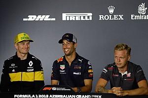 Formula 1 Press conference Azerbaijan GP: Thursday's press conference