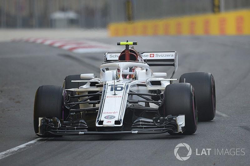 Leclerc: Ayar değişikliği gelişmemi sağladı