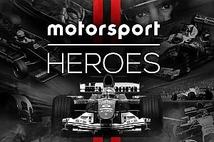 General Noticias Motorsport.com Motorsport Network se asocia con el productor ejecutivo de 'Senna' para 'Motorsport Heroes'