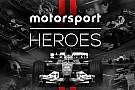 General Bermitra dengan penulis Senna, Motorsport Network luncurkan Motorsport Heroes