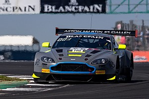 BES Gara Vaxiviere, Thiim e Dennis portano in trionfo l'Aston Martin a Silverstone