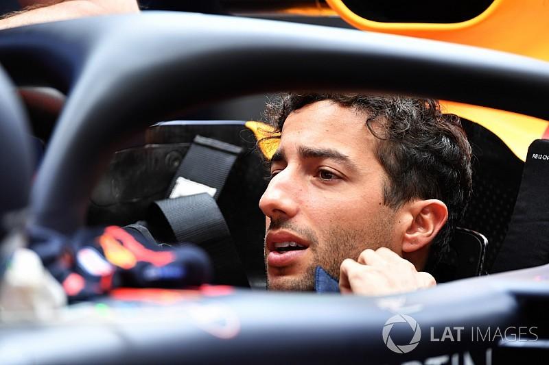 "Ricciardo ""hurt"" by Mercedes qualifying pace"