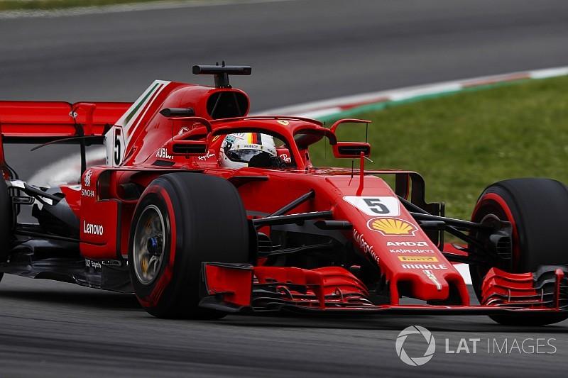 Las innovaciones de Ferrari van más allá de los aletines prohibidos