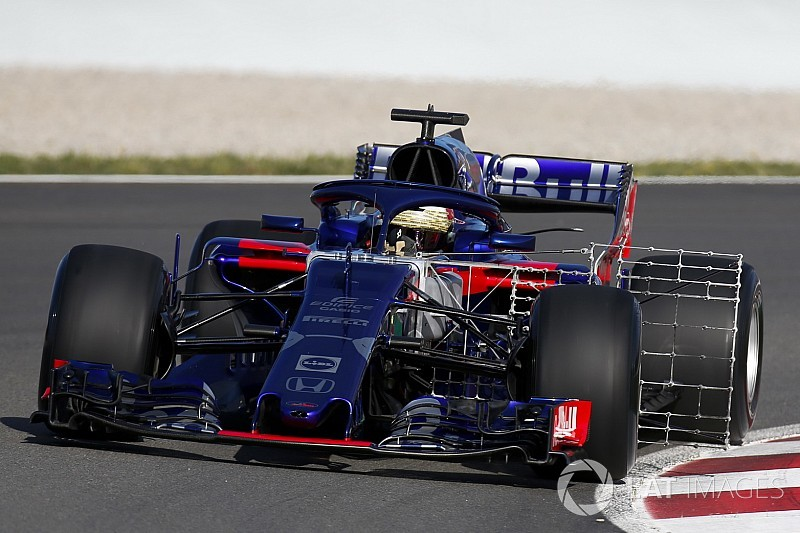 Toro Rosso, test programında değişiklik yaptı