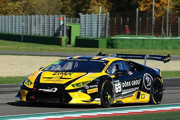 Lamborghini Super Trofeo Gara