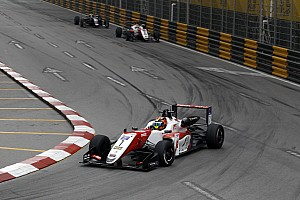 F3 Race report Macau GP: Ilott passes Eriksson for qualifying race win