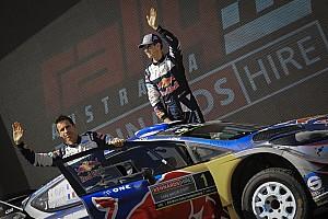 WRC Новость Поддержка Ford убедила Ожье продлить контракт с M-Sport