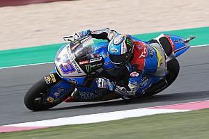 Moto2 Verslag vrije training Moto2 Qatar: Marquez vindt vertrouwen met koppositie in warm-up