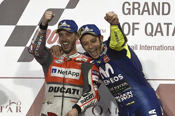 MotoGP Analisi GP del Qatar: Dovizioso ed una vittoria che... Vale