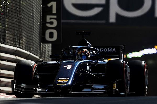 FIA F2 Gara Artem Markelov conquista una folle Feature Race a Monaco