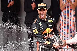 Daniel Ricciardo ist