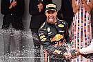 Ricciardo logró ganar en Mónaco con solo seis marchas en su coche
