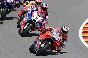"MotoGP Breaking news ""Not clever"" Lorenzo hurt my podium bid - Petrucci"