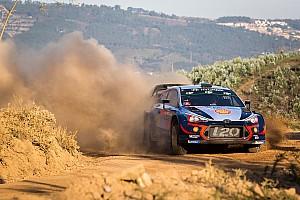 WRC Etappenbericht WRC-Rallye Portugal: Neuville baut Führung aus