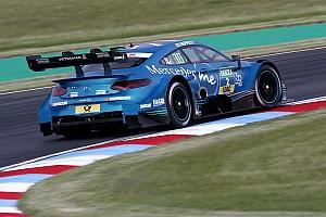 DTM Prove libere Lausitzring, Libere 2: Mercedes ancora davanti con Paffett e Di Resta