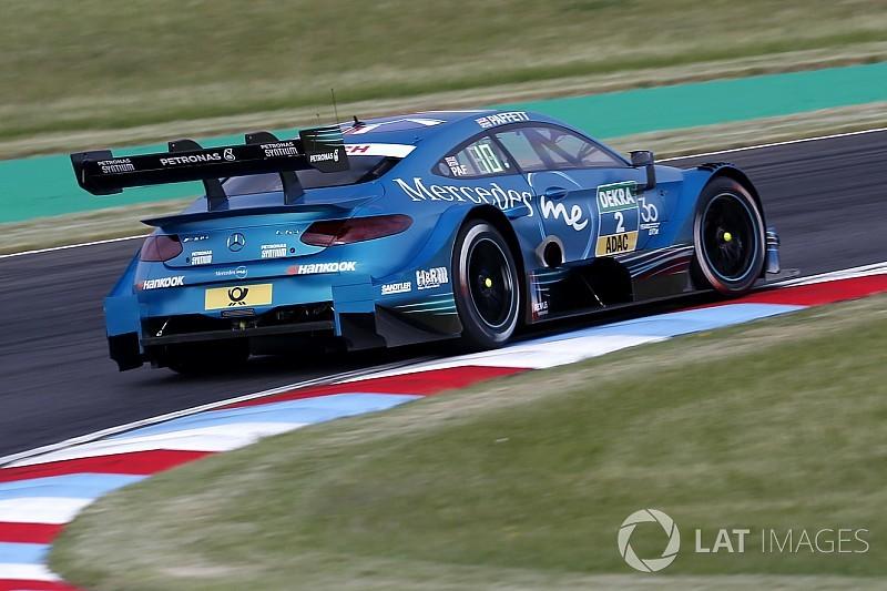 Lausitzring, Libere 2: Mercedes ancora davanti con Paffett e Di Resta