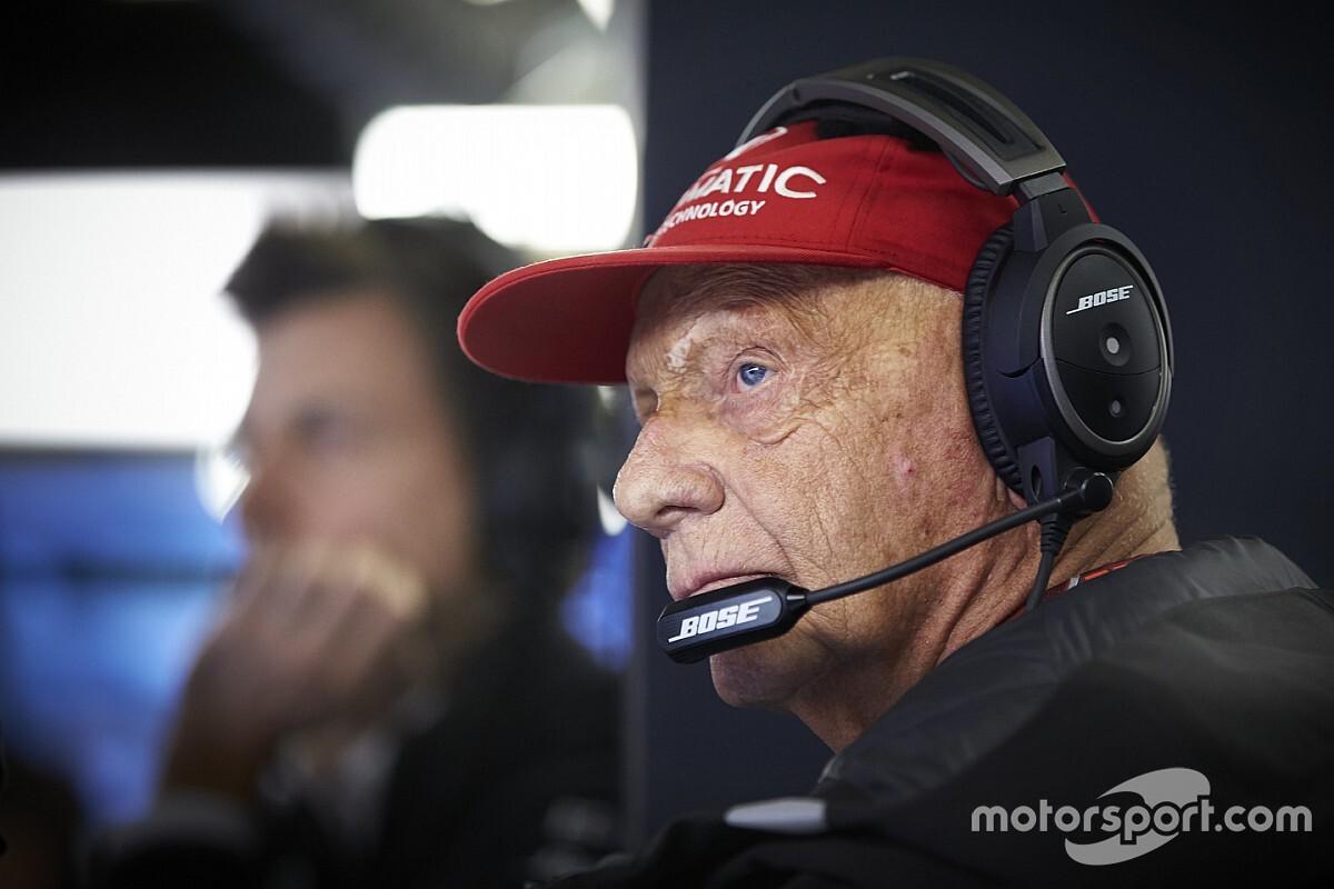 Para Niki Lauda, su trasplante de pulmón fue peor que el accidente en Nurburgring