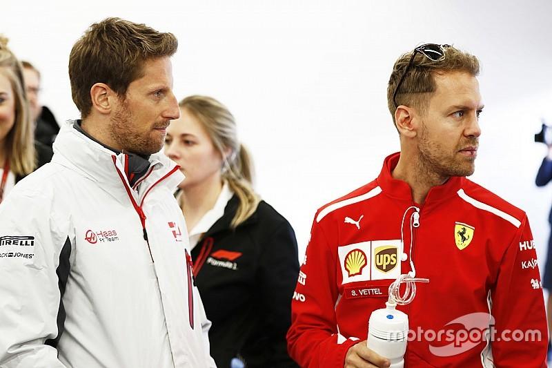Grosjean: Ferrari hope never a factor in Haas move