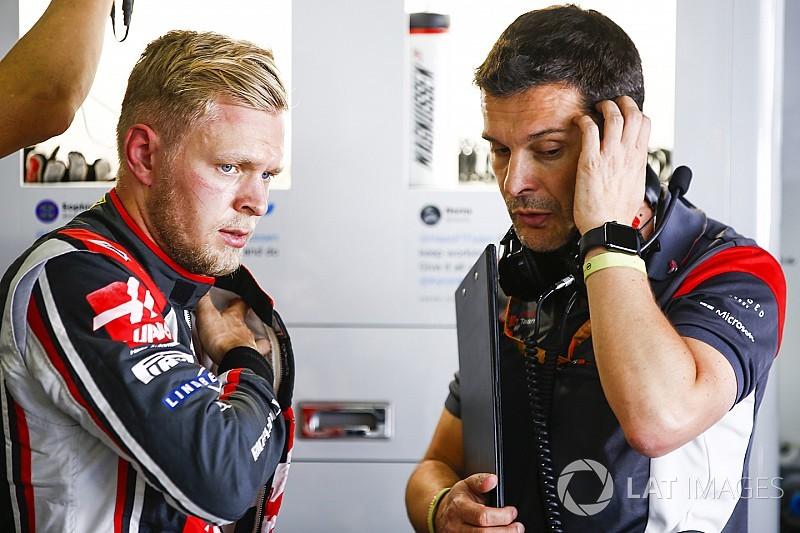 """Eradicating """"awful"""" days key to Haas in 2018 - Magnussen"""