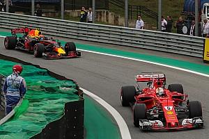 فورمولا 1  الأكثر تشويقاً معرض الصور: ترتيب انطلاقة سباق جائزة البرازيل الكبرى