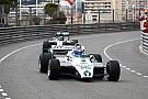 Los Rosberg completan su exhibición en Mónaco