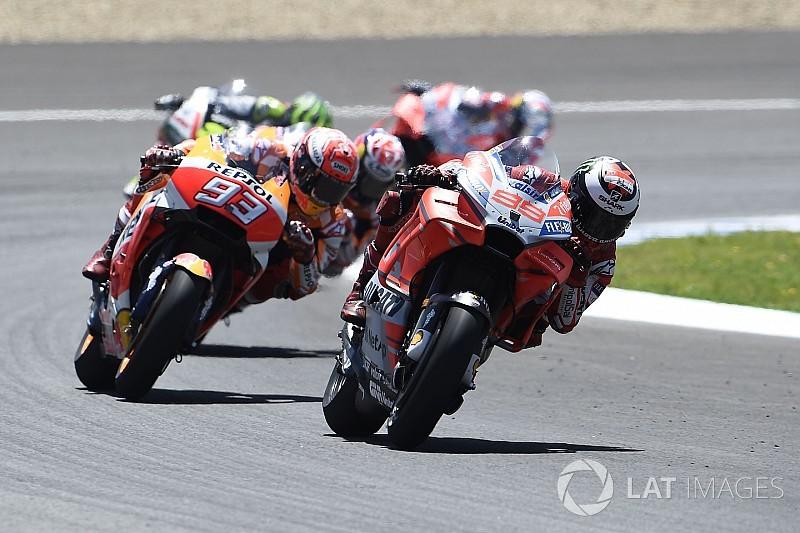 Lorenzo: Em Le Mans quero ser competitivo desde sexta-feira