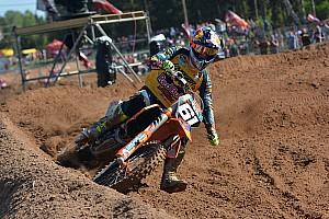 MXGP Crónica de Carrera Jorge Prado acaba cuarto el MXGP de Letonia tras ganar la segunda manga