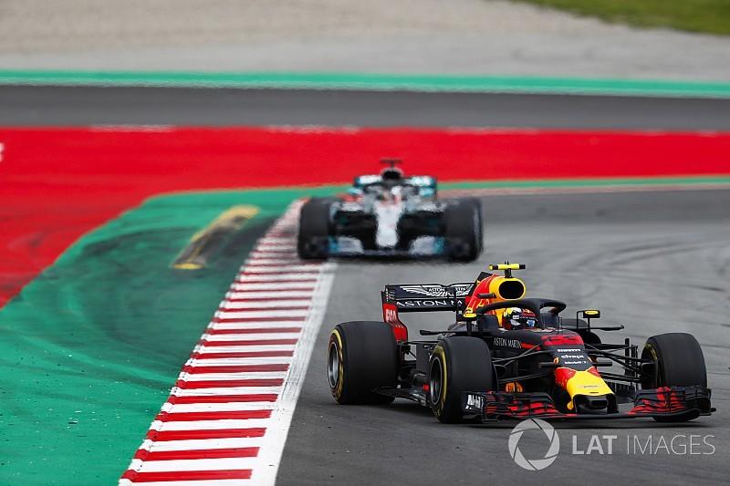 Verstappen ön kanadın sorun çıkartmamasına şaşırmış
