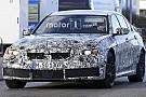Automotive New BMW M3 spied up close