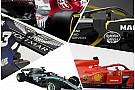 GALERI: Kumpulan foto peluncuran mobil F1 2018