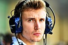 Formule 1 Officiel - Sirotkin décroche le baquet Williams