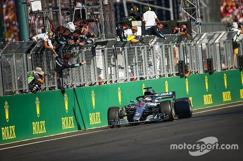 Mercedes Champion du monde des constructeurs à Interlagos si...