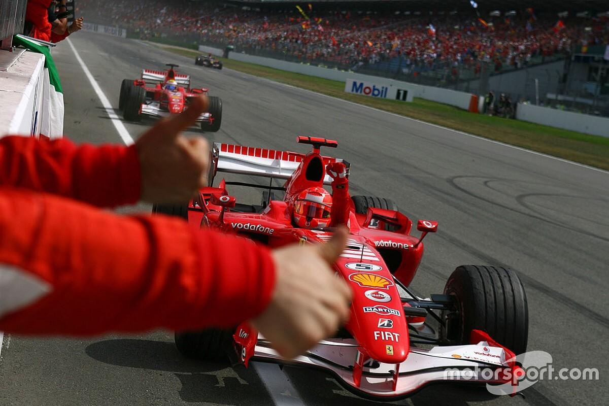 Schumacher krijgt eigen app met virtueel museum