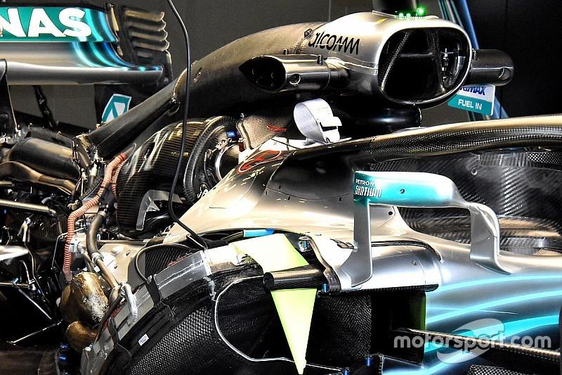 Відео: технічні новинки Гран Прі Австрії