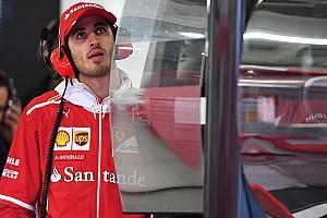 Formule 1 Actualités Giovinazzi ne sait pas s'il aura un programme de course en 2018